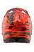 Troy Lee Designs D3 - Casque intégral - Code orange/noir